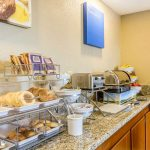 Comfort Inn & Suites Rocklin - Roseville hot breakfast buffet